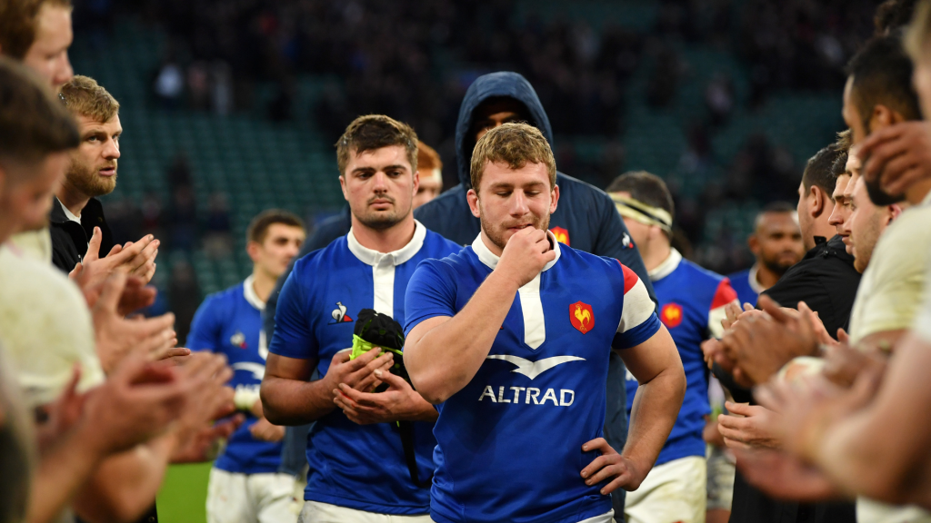 A case of the blues for Les Bleus