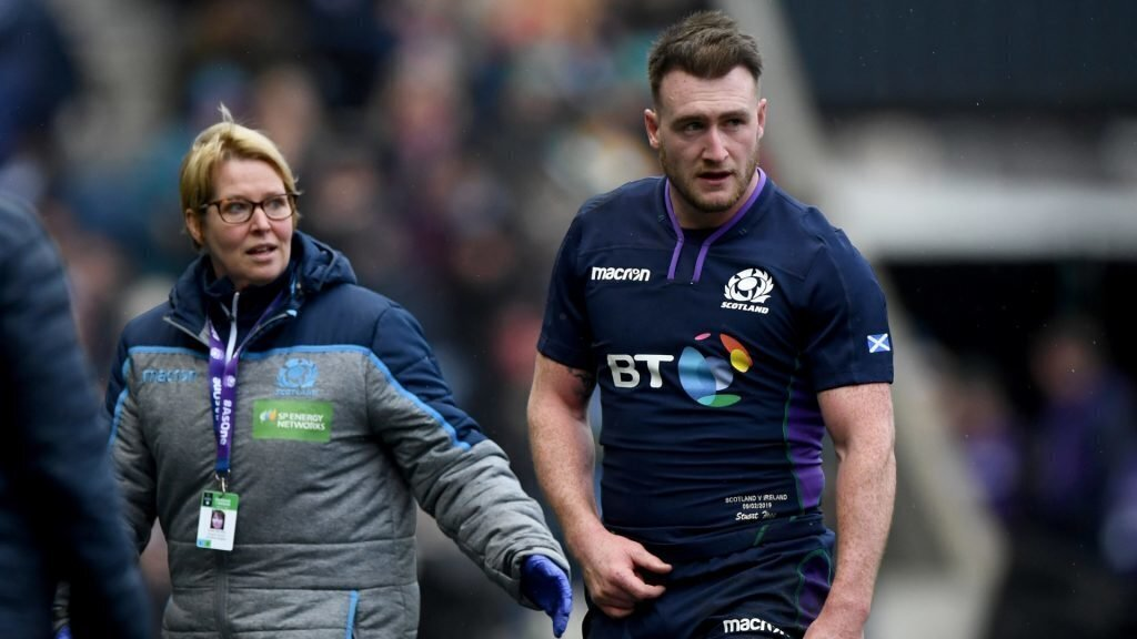Scotland star's World Cup doubts