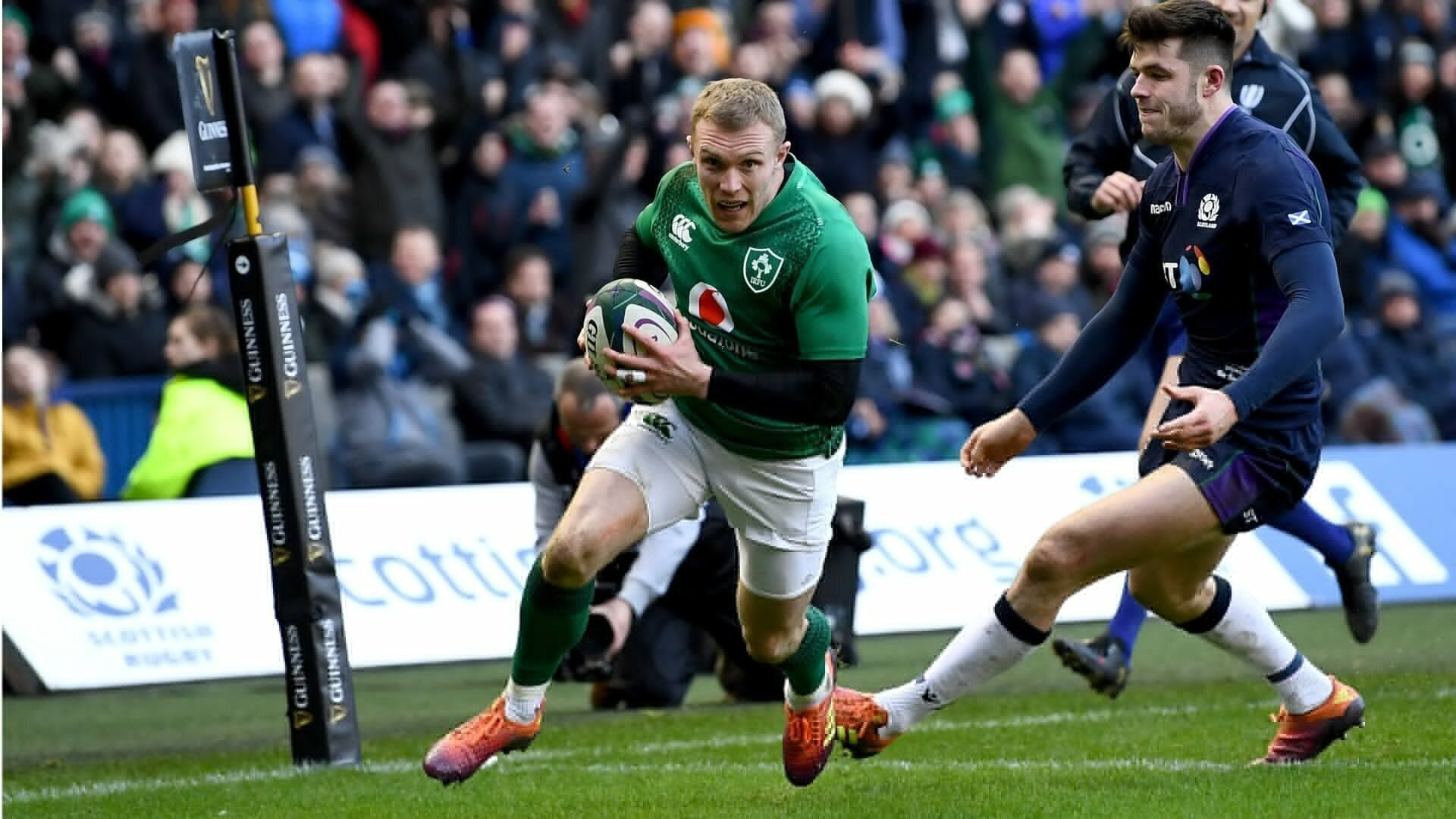 Scotland v Ireland - Guinness Six Nations