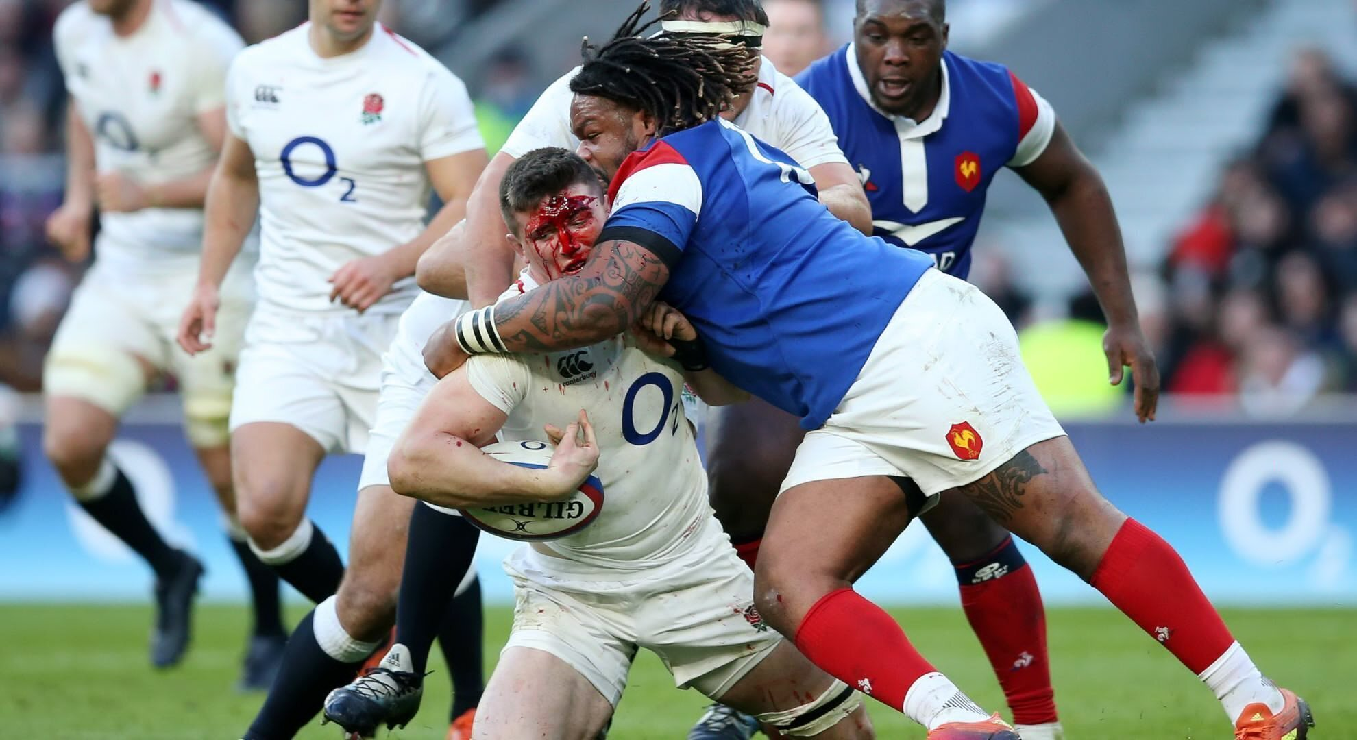 SIX NATIONS IN PICTURES: Curry blood and magnificent May