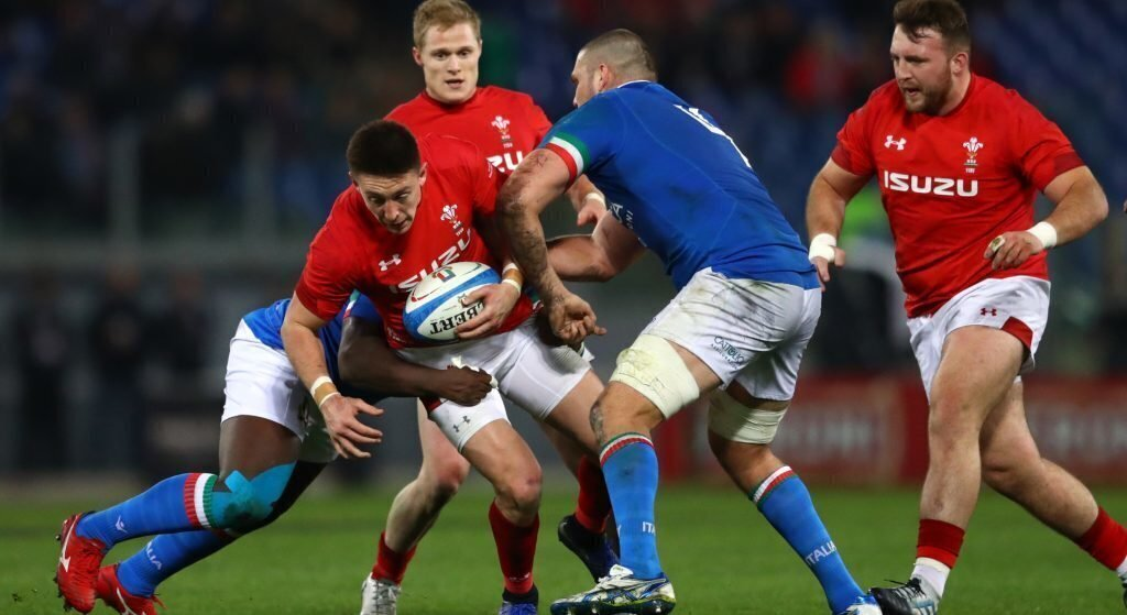 Six Nations 2019: Wales make history with win over Italy
