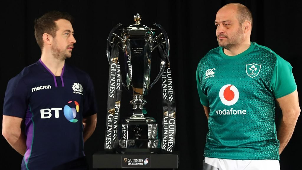 Preview: Scotland v Ireland