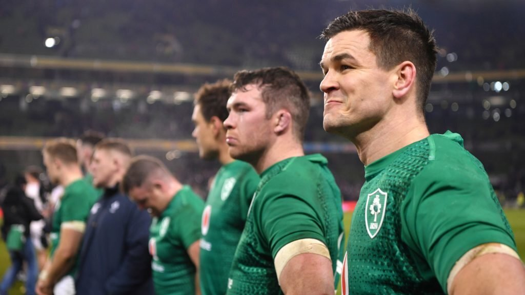 SIX NATIONS: Ireland sit with 'grumpy' halfback