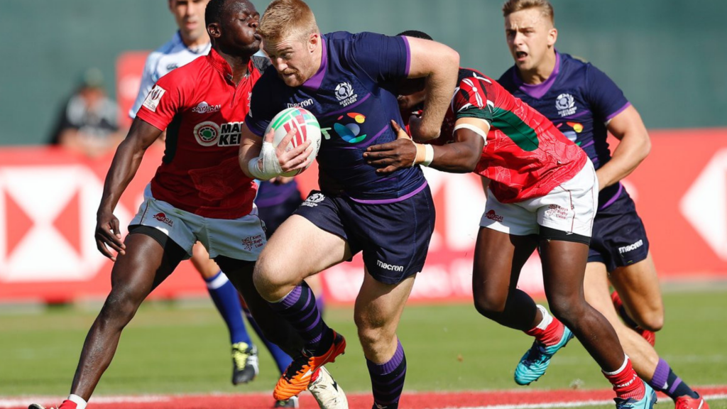 Glasgow snap up Scotland's Sevens wing
