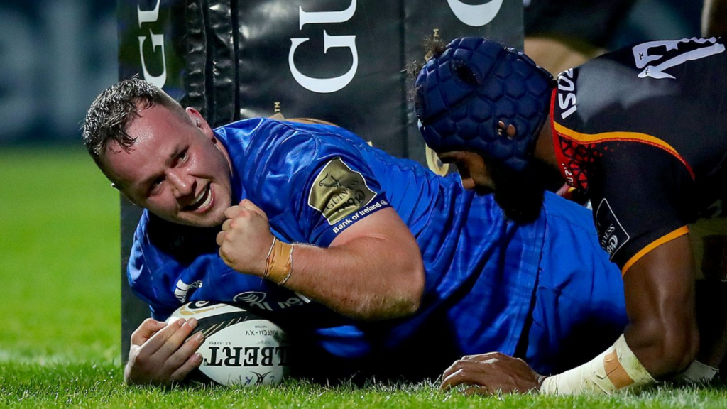Leinster destroy Kings in second half