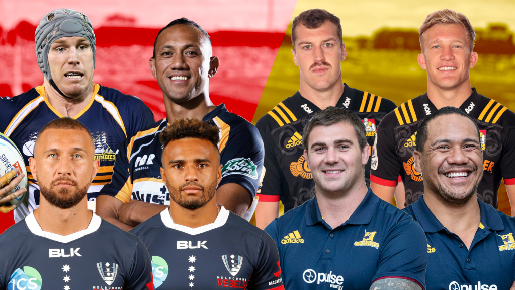 Preview: Super Rugby - Round One, Part One