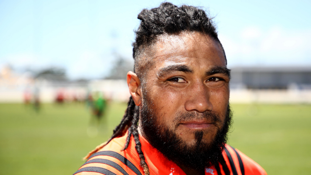 World Cup aspirations: Nonu is more concerned about lunch