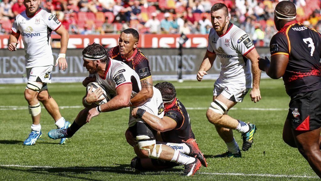 Bok extends Ulster stay