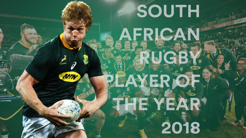 Springboks' best revealed