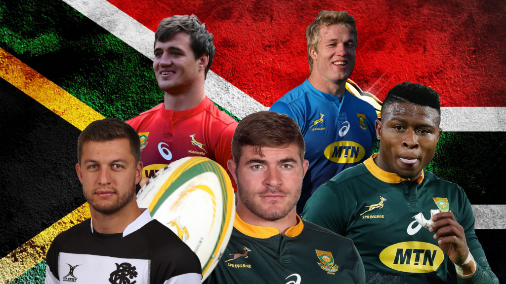 Springboks: Sneak peak at the SA Player of the Year