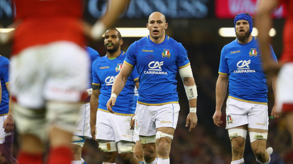 Italy make ten changes for Canada clash