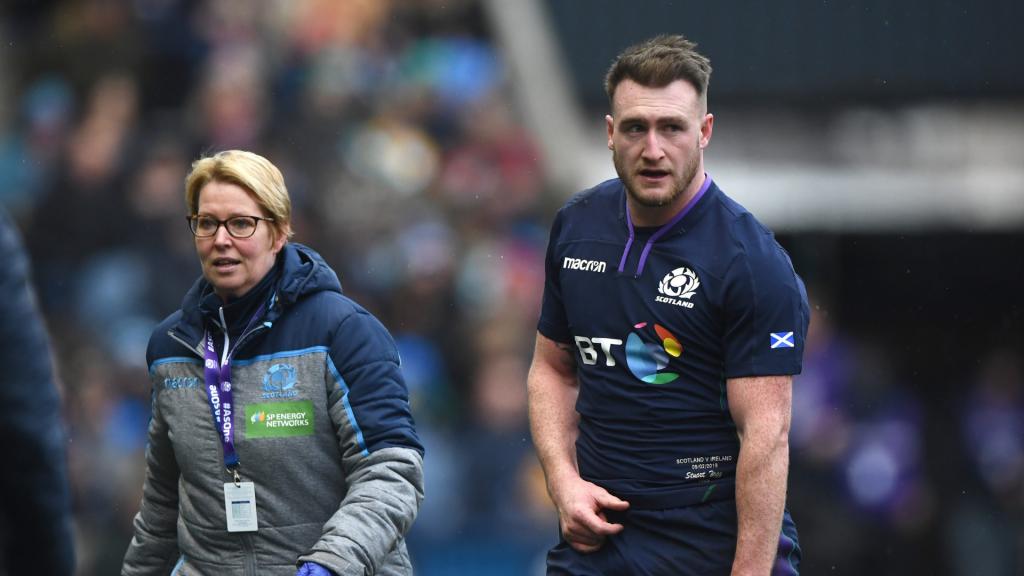 Scotland's huge injury concern