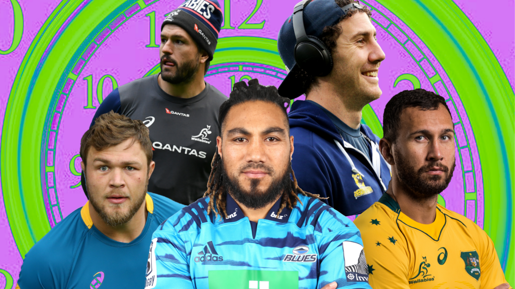 SUPER RUGBY: The second-act