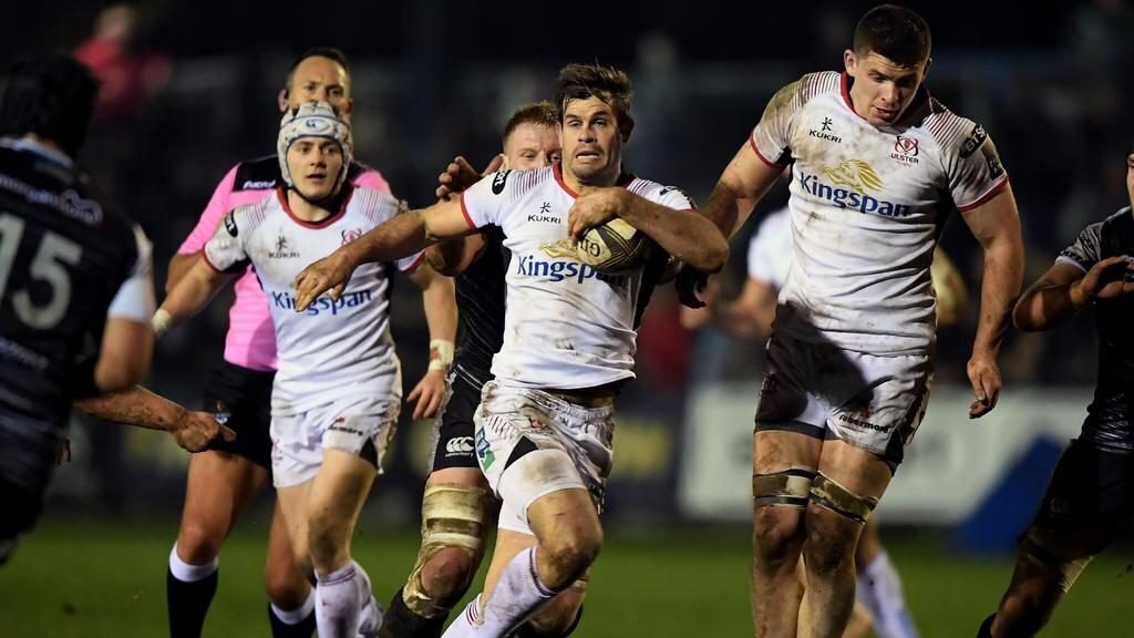 Ulster win snorefest
