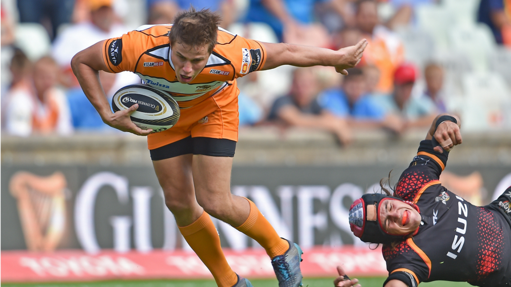 Cheetahs star rushed to hospital