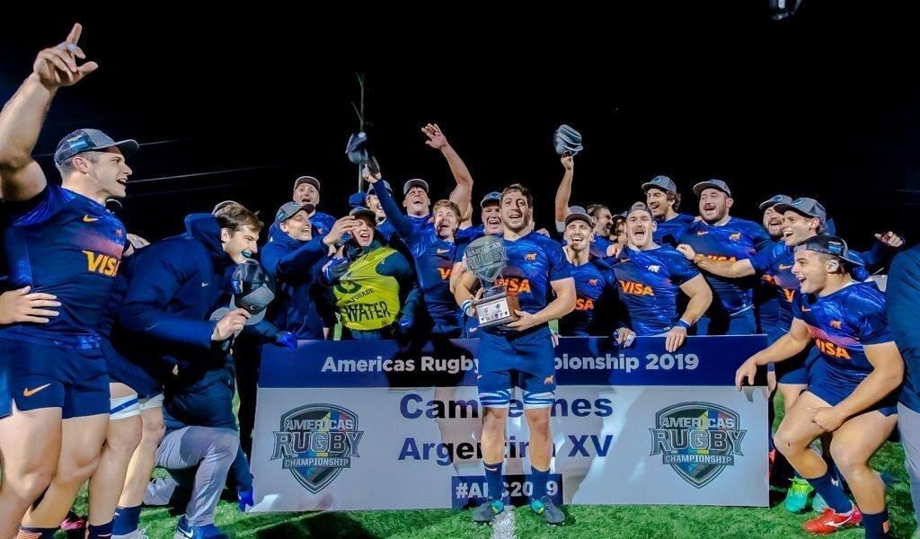 Argentina win Americas Championship