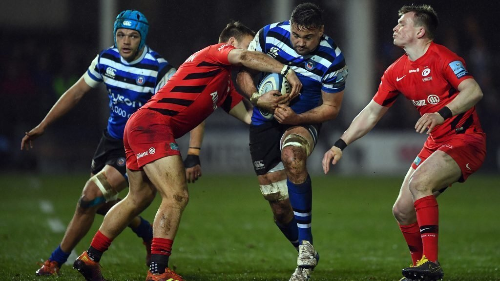 Priestland boot too much for ill-disciplined Saracens