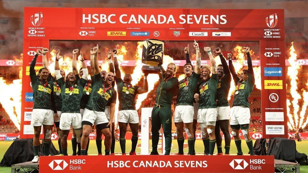 Canada Sevens: BlitzBoks on top of the world ... again