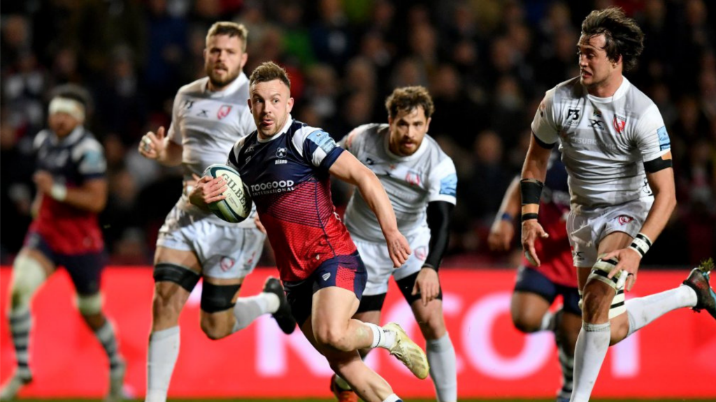 Penalty try helps Bristol beat Gloucester