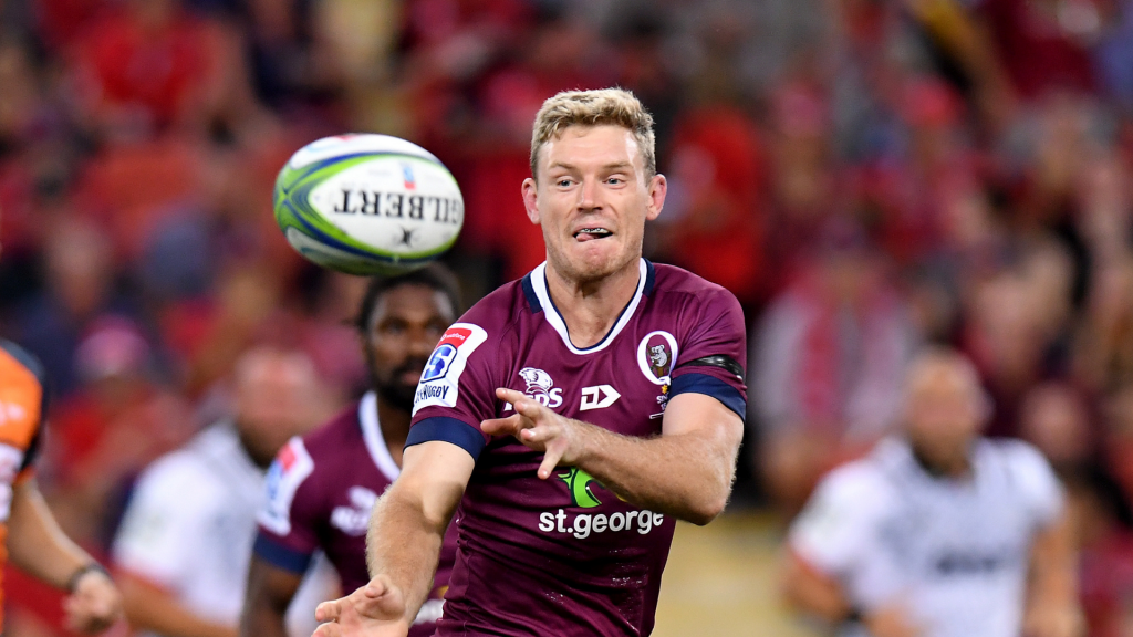 Hegarty to run Reds show against former team