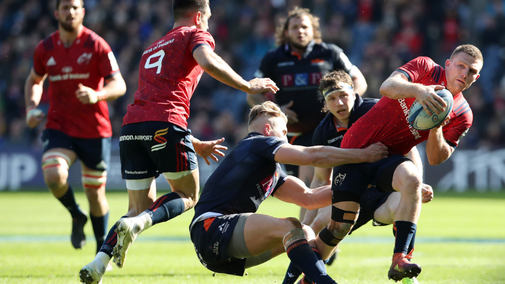 Earls the difference as Munster book Euro semi spot