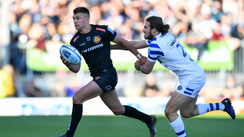 Exeter secure play-off spot