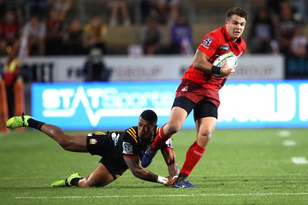 Sunwolves switch it up for the Blues