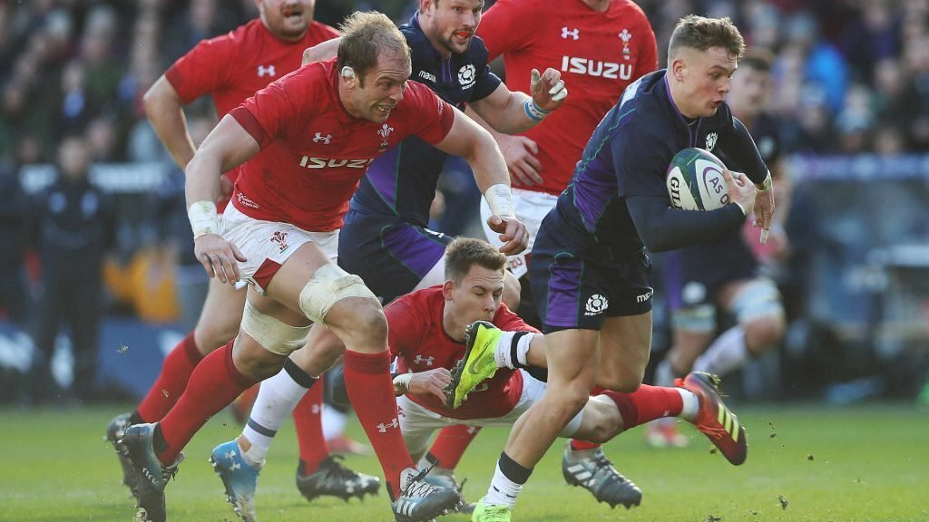 Wales keep Grand Slam dreams alive with feisty win over Scotland