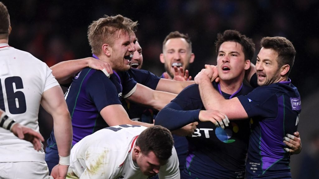 Great Scots! England stunned by epic comeback