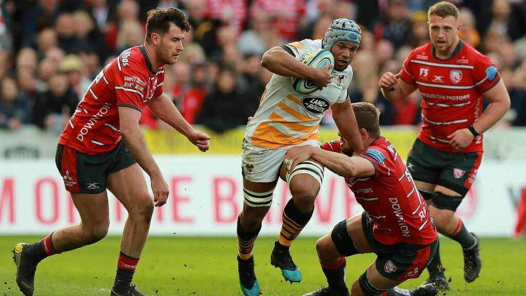 Gloucester cement top-four spot