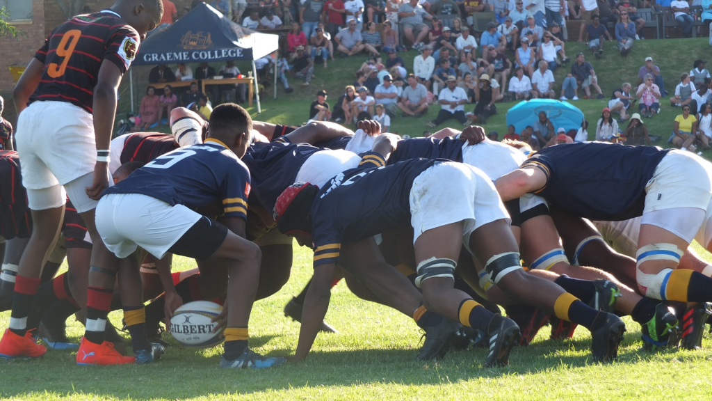 Graeme College vs St Andrew's College, 11 May 2019