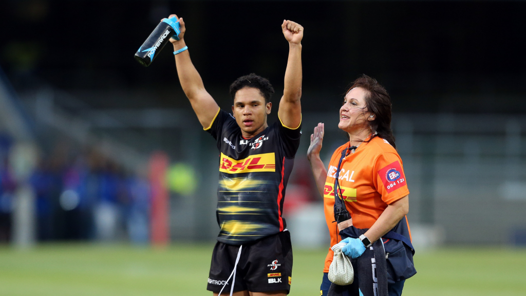 Bok trio walk away with top accolades