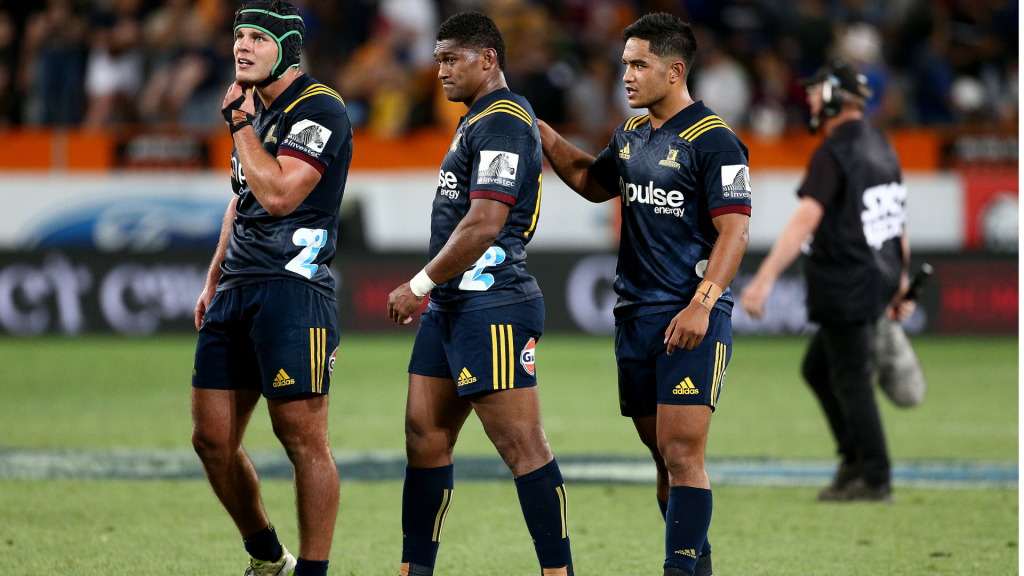 Mauger unveils Highlanders team for Crusaders clash