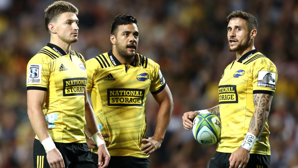 Hurricanes rest All Blacks trio for Stormers clash