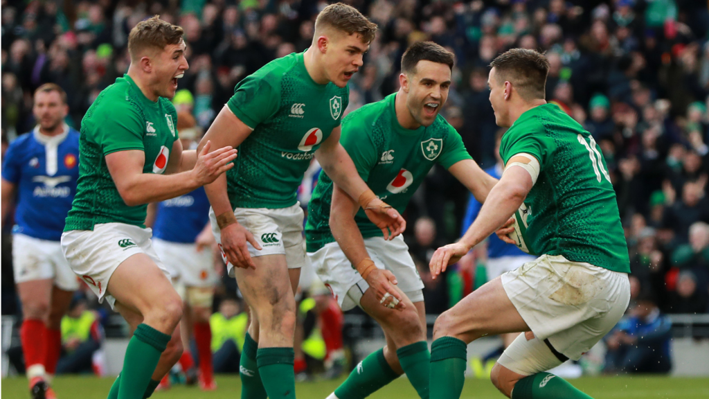 Wales beware! Irish have uncanny habit of ending winning runs