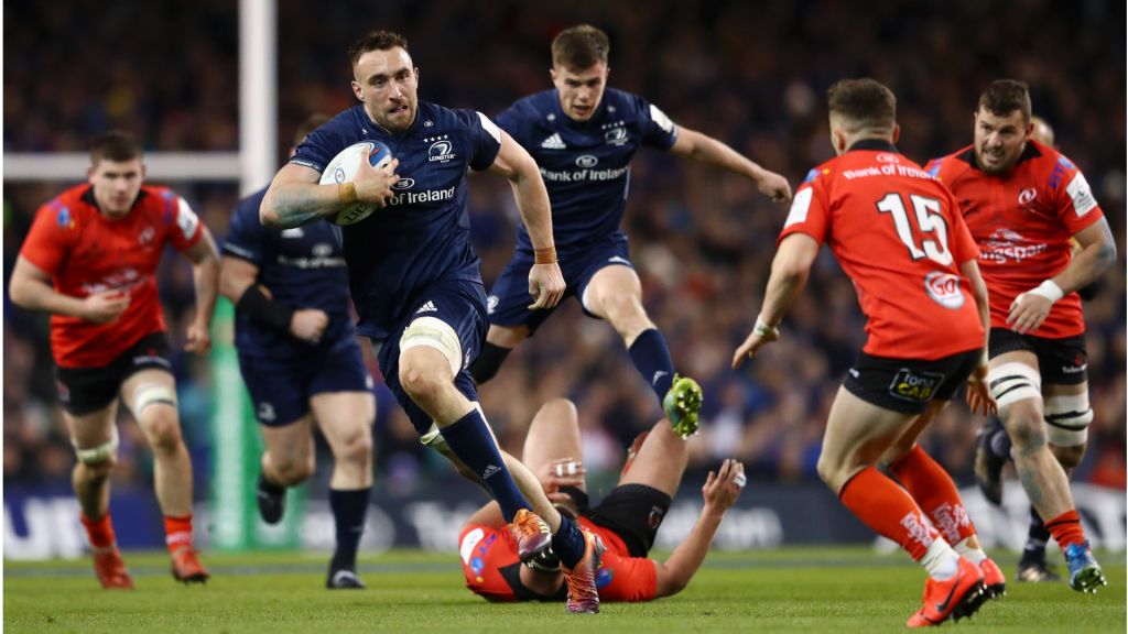Leinster edge Ulster in Dublin thriller