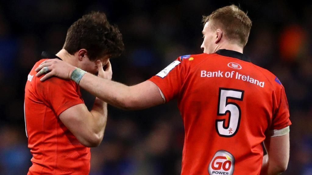 Ulster boss defends Stockdale after costly error