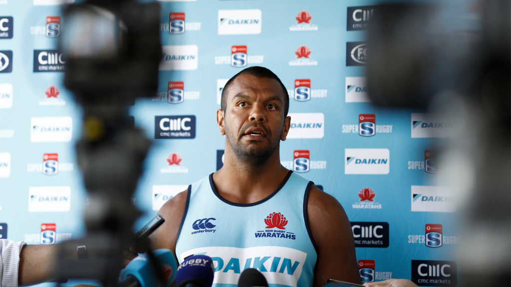 Waratahs reveal powerful backline for Reds clash