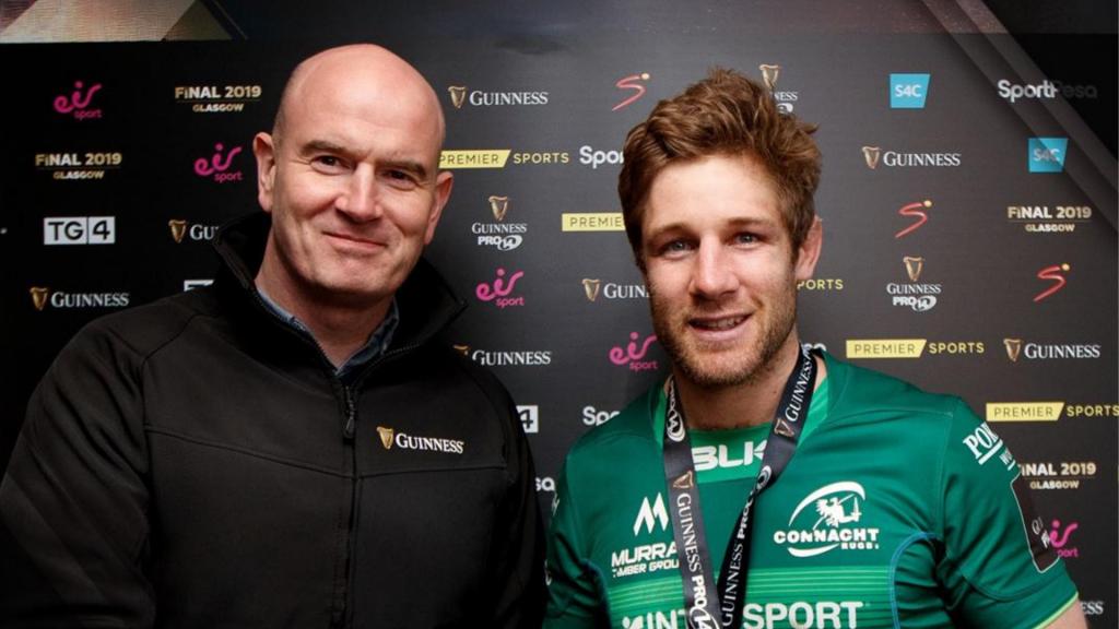 Connacht give Ospreys a rugby lesson