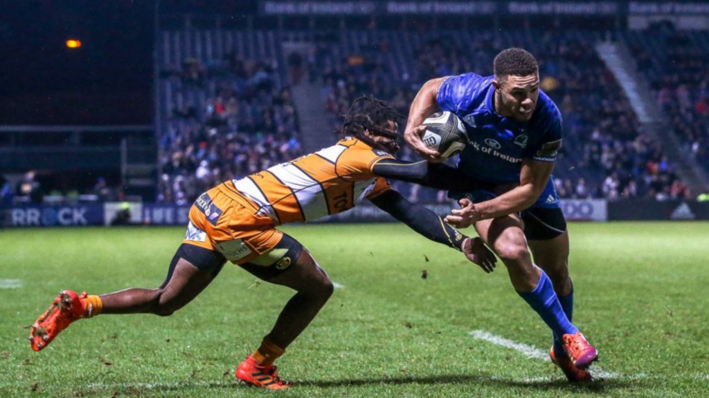 Leinster ease past Cheetahs to book home semifinal