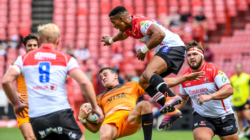 Lions find their mojo against Jaguares