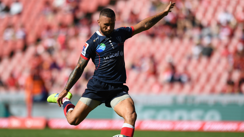 New-look Rebels to face Sharks