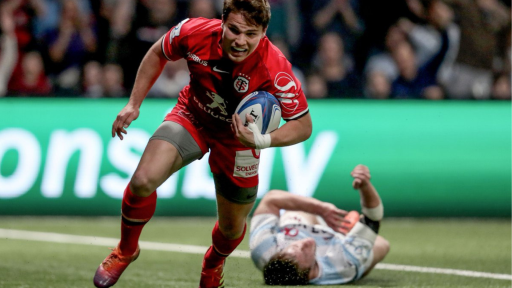 Toulouse edge Racing in French affair