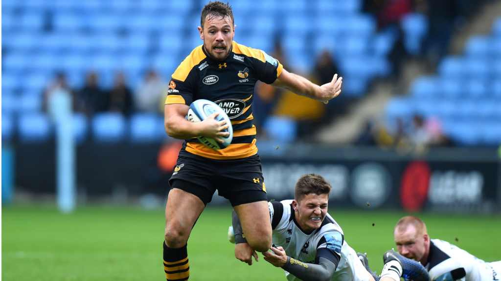 Versatile England Saxon signs new deal at Wasps