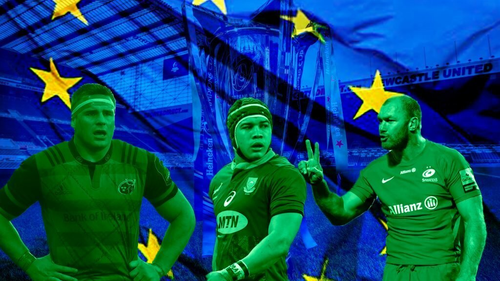 South Africans in Europe's showcase