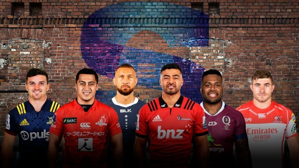 Preview: Super Rugby, Round Five - Part Two