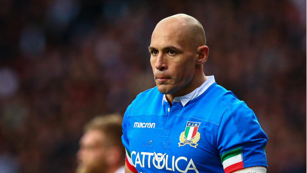 Parisse's warning to NZ and SA