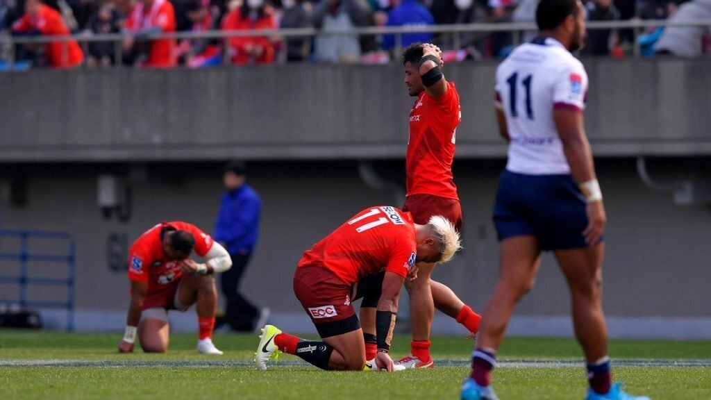Twitter reacts to Sunwolves cull