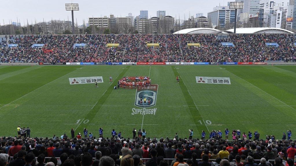 Japan reveal Super stand-off with SANZAAR