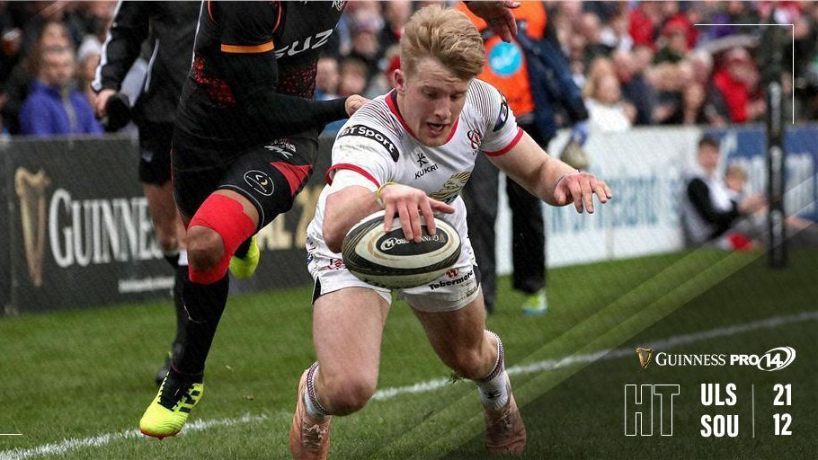Ulster bag bonus point against hapless Kings